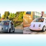 Googleの自動運転車に乗る未来カーが、ついに一般人乗車で公開!