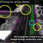Googleの自動運転走行は安全性を第一に考える人工知能?