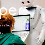 ソフトバンク『Pepper・ペッパー』は人工知能 家庭用ロボット|感情を認識・会話も!