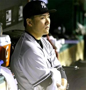 ヤンキース・田中 PRP療法