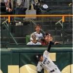阪神-広島戦の本塁打の誤審
